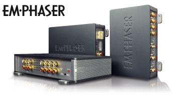 EMPHASER EA-D8, EA-D800, EA-D500: Digit Verstärker